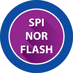 SPI NOR FLASH